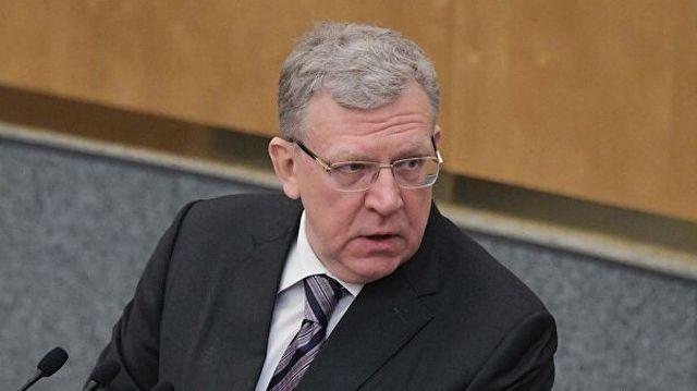Председатель Счетной палаты Алексей Кудрин
