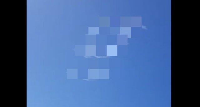 Пилоты самолетов оставили послание в небе над Сиднеем