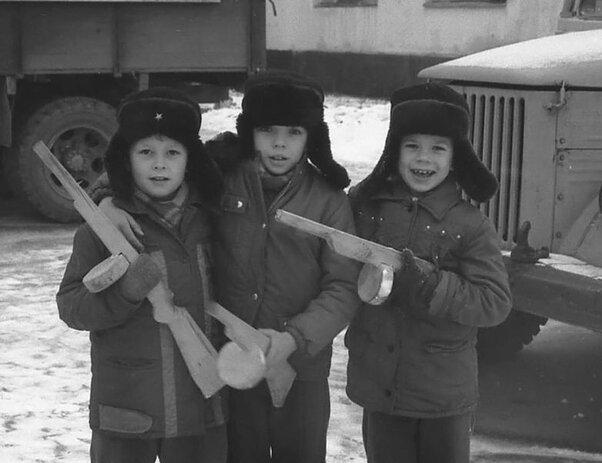 Смысл этих фото будет понятен лишь тем, кто родился в СССР