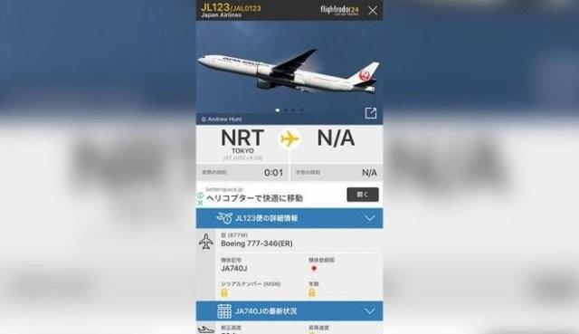 Пользователь Twitter увидел на посадке пропавший самолет (2 фото)