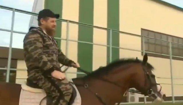 Рамзан Кадыров пригрозил Майку Помпео конём