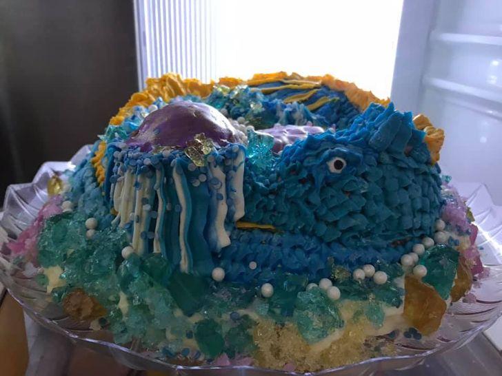 20 «шедевральных» тортиков, от которых все сладкоежки зарекутся даже смотреть на сладости
