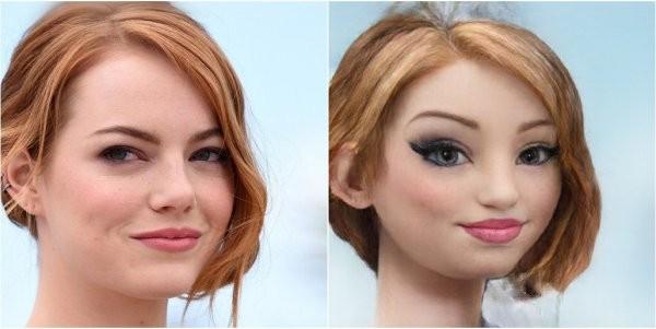 Новое развлечение: пользователи превращают знаменитостей в персонажей Disney с помощью нейросетей (15 фото)