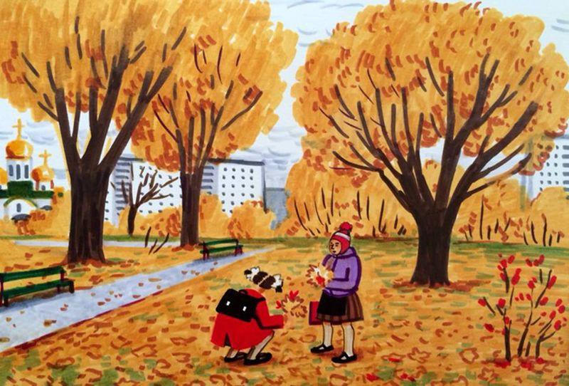 О детстве в СССР: душевные картины израильской художницы