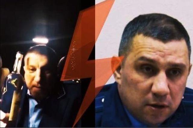 Пьяный прокурор и прокурор города Люберцы Александр Саломаткин