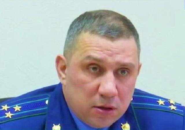 Прокурор города Люберцы Александр Саломаткин