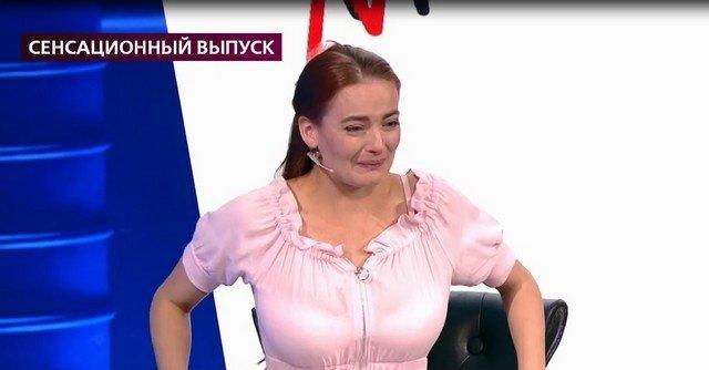 Российское телевидение: любовница Тарзана, обморок и припадки
