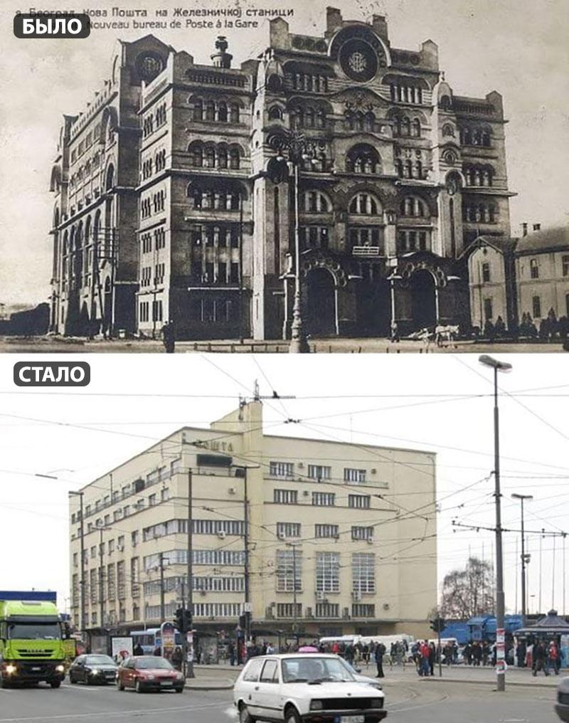10 старинных зданий, которые современная реконструкция фактически изуродовала