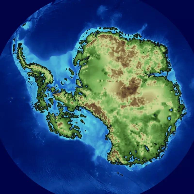 16 любопытных карт мира, которые раскрывают его с непривычных нам сторон