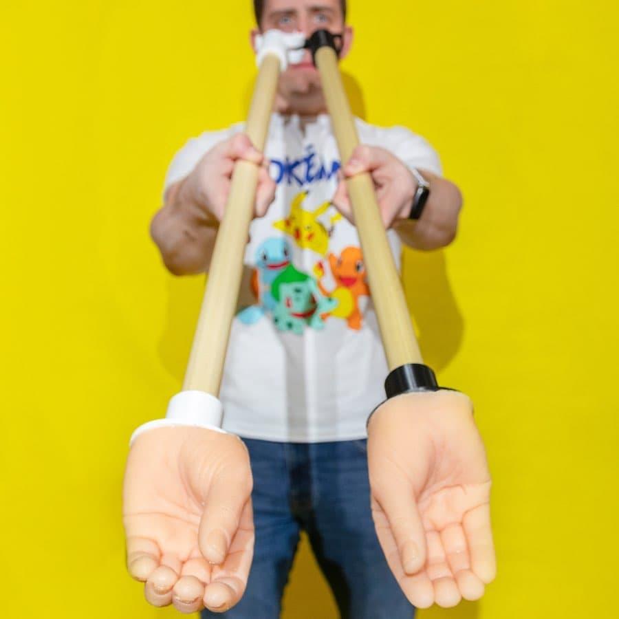 20 новых изобретений странного гения, который решает выдуманные проблемы с серьезным лицом