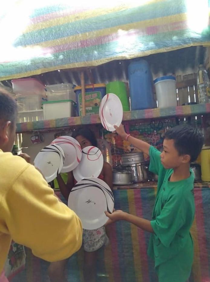 Обратная сторона работы фотографа-самоучки из Филиппин, у которого нет никакого реквизита