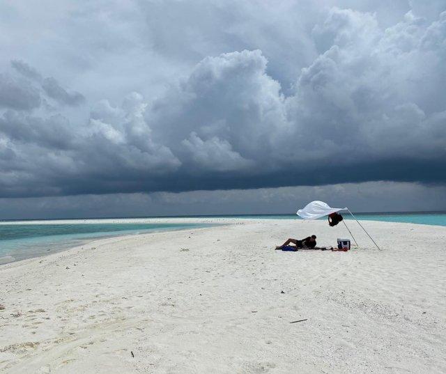 Виды на Мальдивах