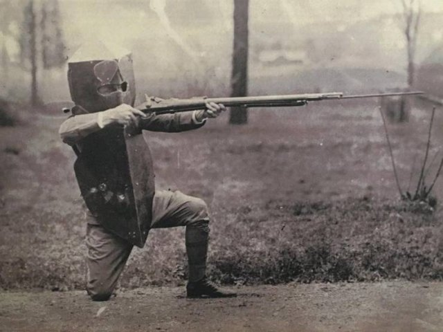 Стрелок из прошлого