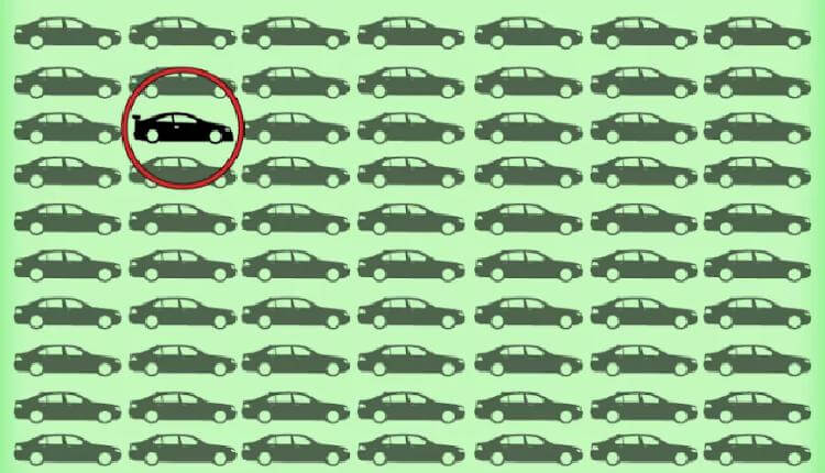 Только 1 из 100 человек сможет за 5 секунд найти разницу в картинках. Тест на внимательность