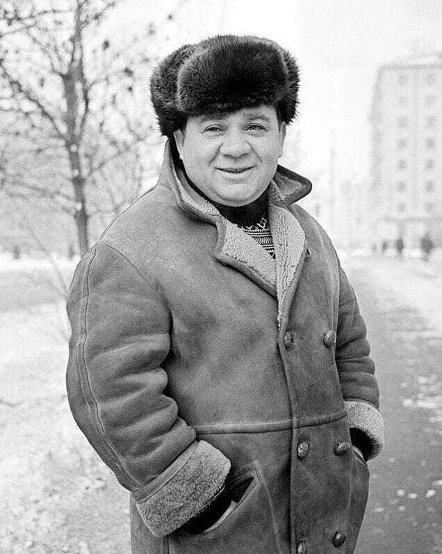 «Вы злые, потому что слaбые. Добрым быть всегда сложнее». Евгений Леонов (1926-1994).