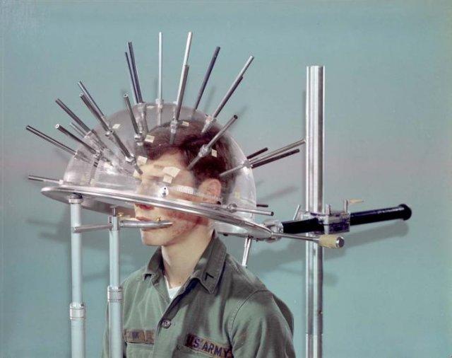 Измеритель головы для шлемов, США, 1973