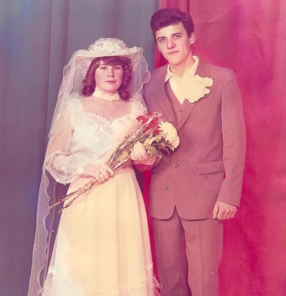 Какими были свадьбы наших родителей. Подборка свадебных фото того времени