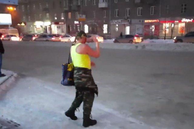 Когда в Сибирь пришла зима
