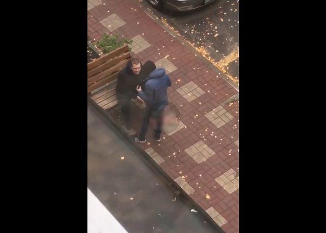 """Отличная озвучка: встреча суровых белгородских """"гангстеров"""""""