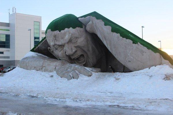 Монумент «Прорыв», Нижний Новгород