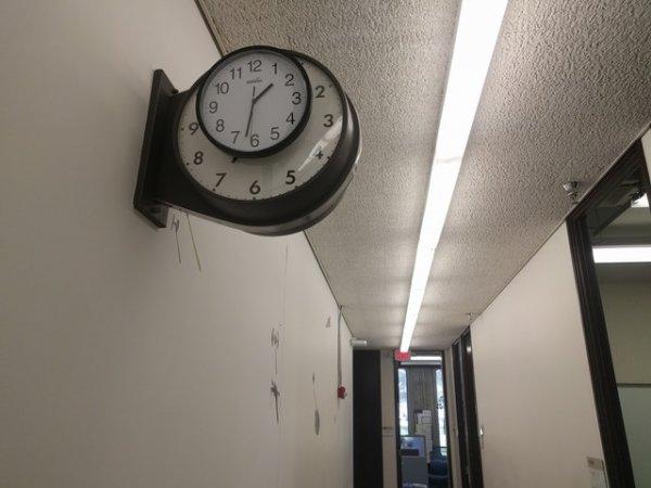 Время внутри времени...Часы от Кристофера Нолана