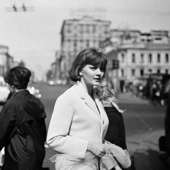 Советские актрисы без постановки: очень редкие фото
