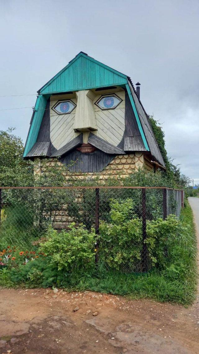 Дом в садовом товариществе недалеко от Ижевска.