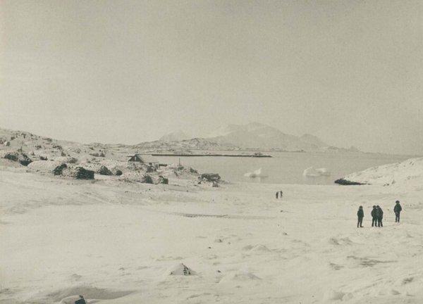 Вид с Арсука. 1889 г.