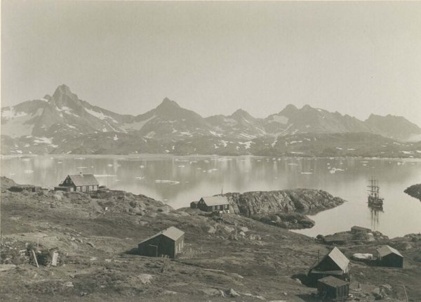 Поселок Аммассалик. 1889 г.