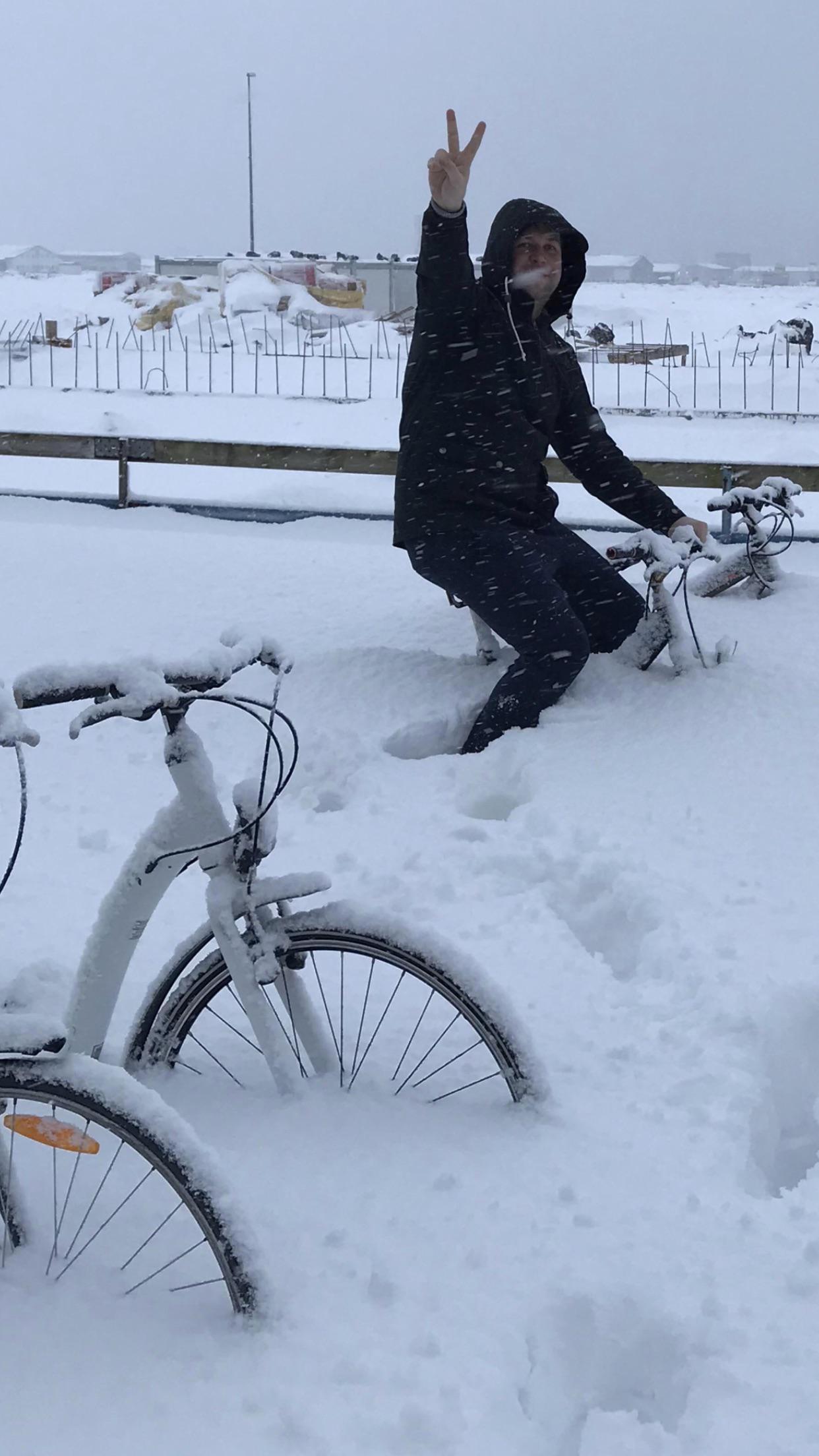 17 бодрящих свежестью доказательств, что зима ещё может похвалиться настоящими морозами