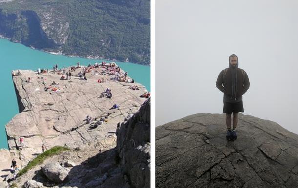 20 снимков из отпуска, которыми вряд ли удастся похвастаться перед друзьями из-за их ужастности
