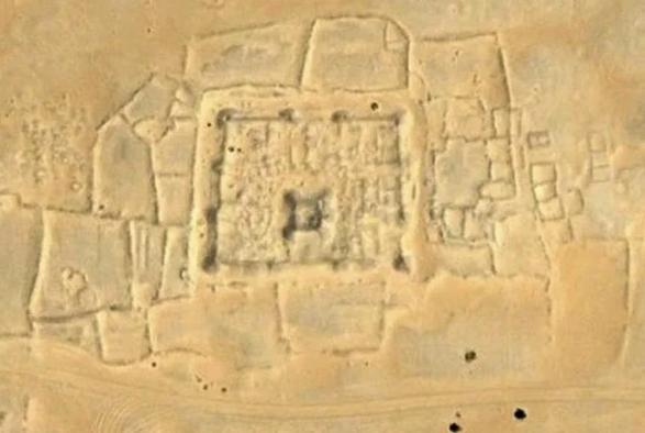 Под песками в Сахаре учёные обнаружили 5 необычных находок