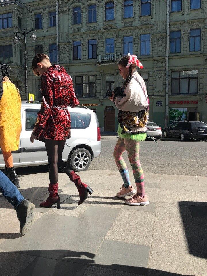 При полном параде: суровые белорусские модники