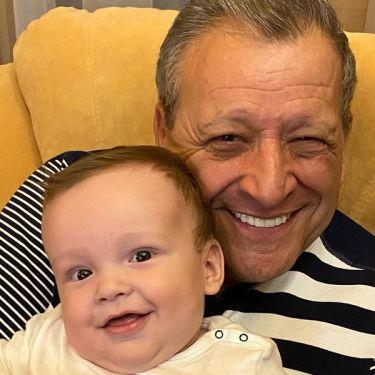 Младшему сыну Бориса Юрьевича недавно исполнилось полгода