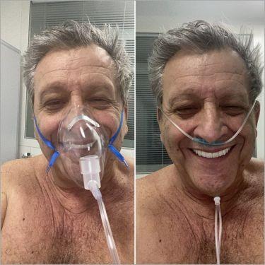 «А вот и меня попутала злая зараза! Лежу в больничке! Под капельницами!» - еще недавно писал Грачевский