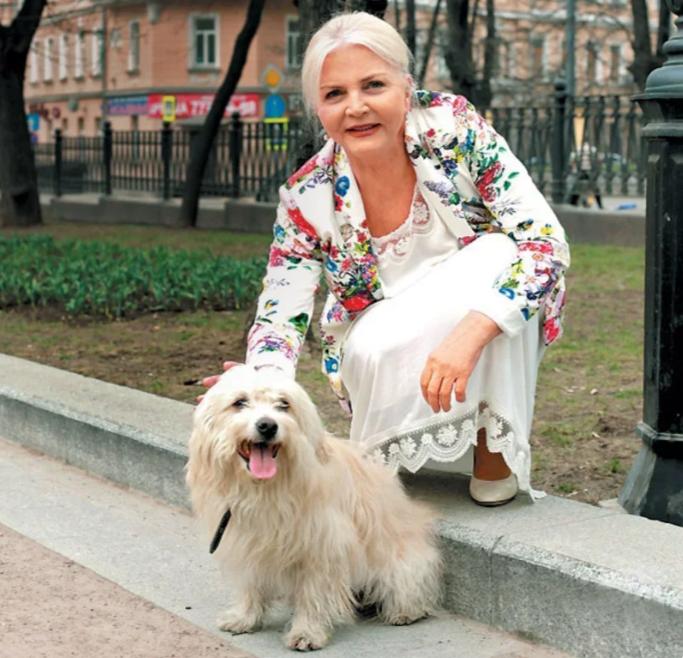 Актриса Ольга Наумова