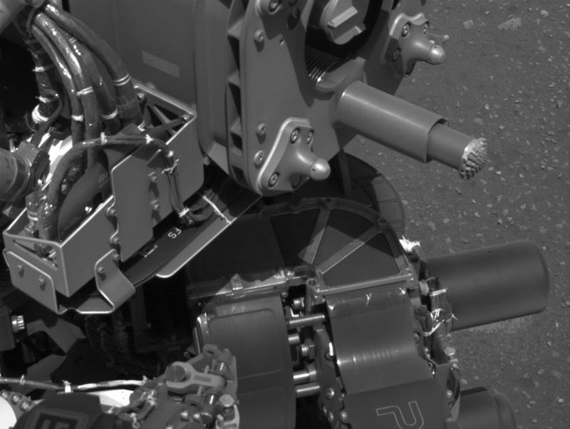 Фото, сделанное на Марсе 3 марта