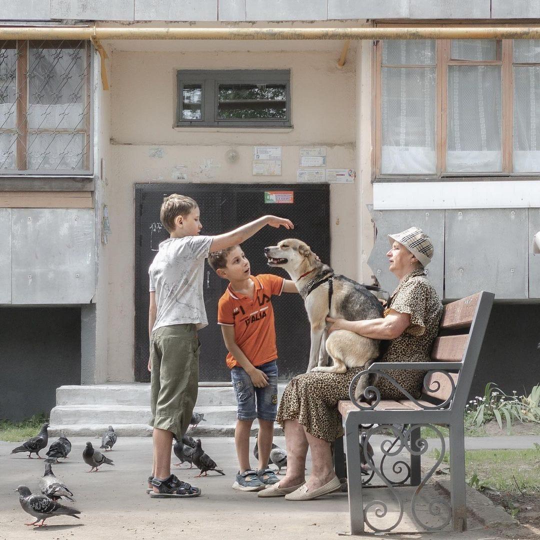 Живые снимки реальности, какой она есть или Россия без прикрас