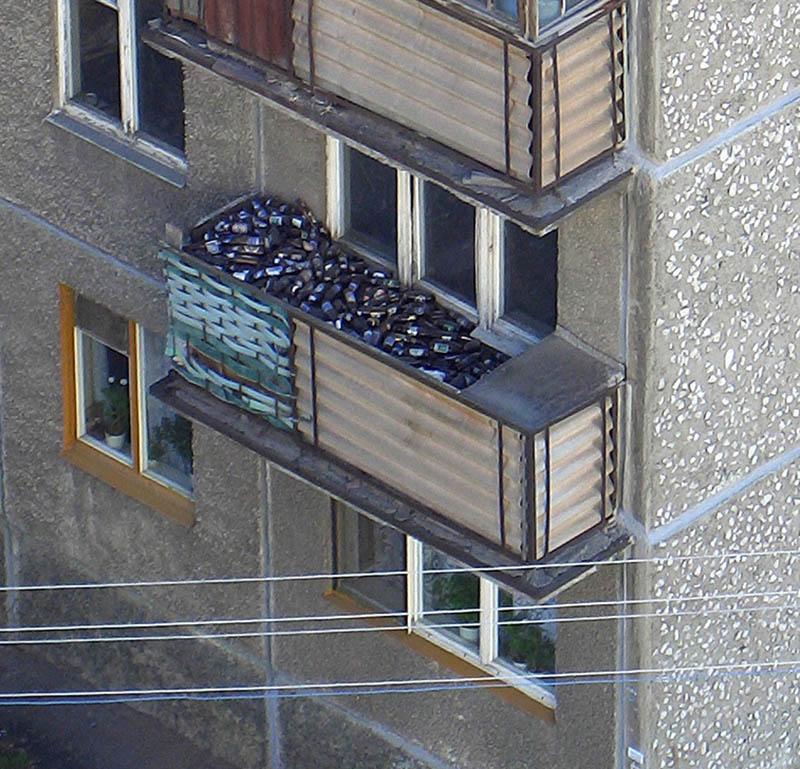 16 подтверждений, что балкон — это визитная карточка хозяина квартиры