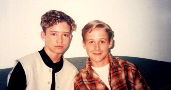 Друзья детства: редкие совместные фотографии знаменитостей (12 фото)
