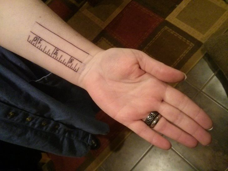 20 примеров, когда к выбору татуировки подошли не только сердцем, а и мозгом, а потому и жалеть не о чем