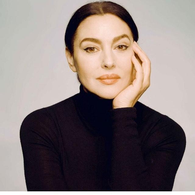 Моника Беллуччи вновь всем утёрла нос, доказав, что она самая красивая женщина в мире