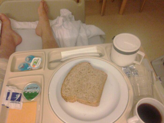 16 раз, когда едой в больницах будто намекали, что надо побыстрее выздоравливать и уезжать оттуда подальше