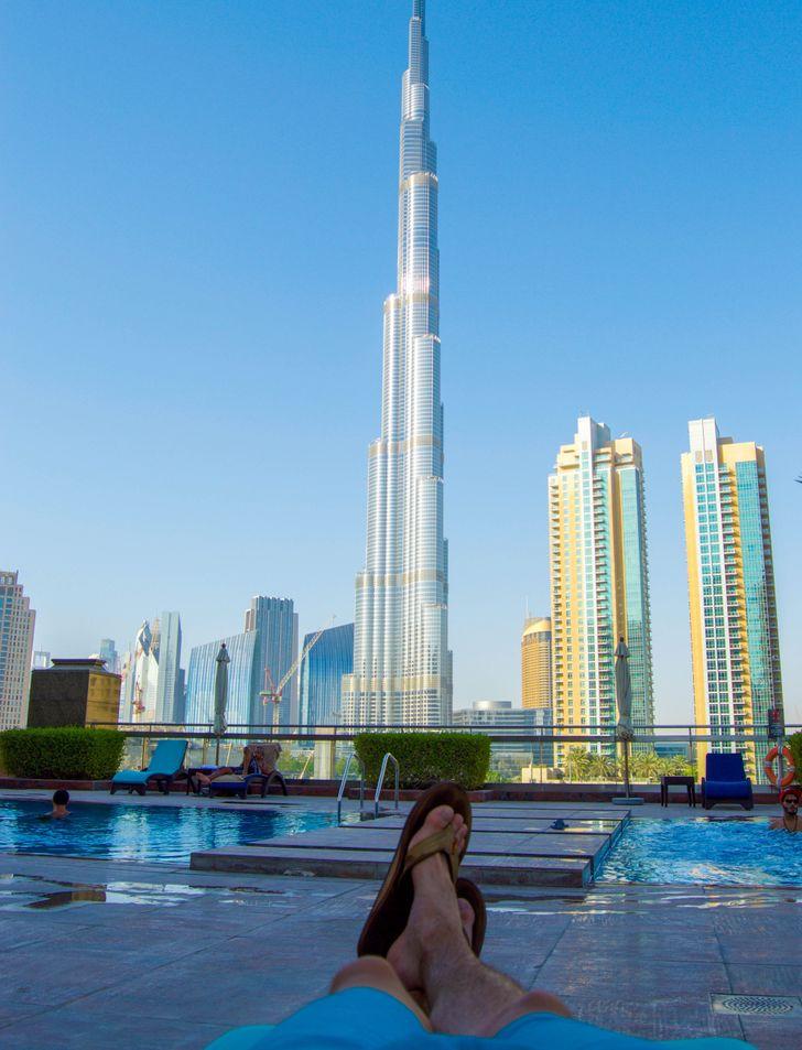 20 снимков, которые покажут, что ОАЭ — это не столько ультрасовременные небоскребы, сколько мир контрастов