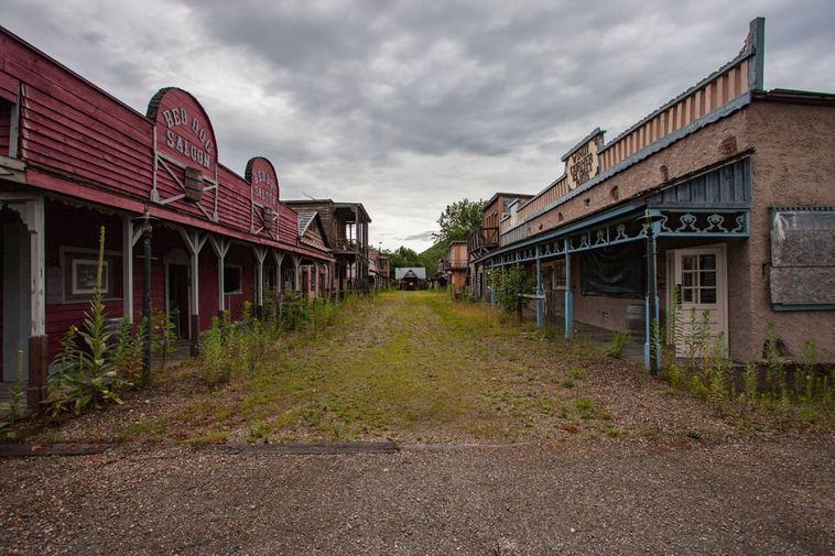 16 покинутых мест, наполненных атмосферой таинственного прошлого