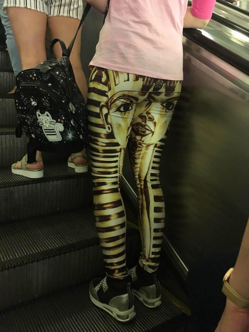 17 ярких подтверждений, что тому, кто часто ездит в метро, в цирке будет не особо интересно