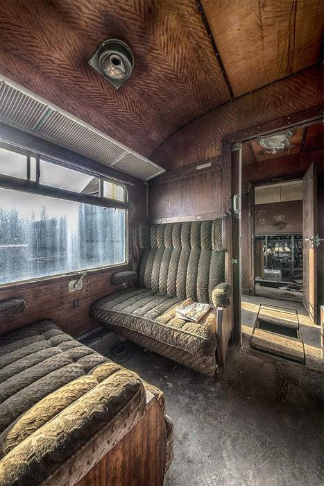 Роскошный поезд из далекого прошлого: забытый «Восточный экспресс»