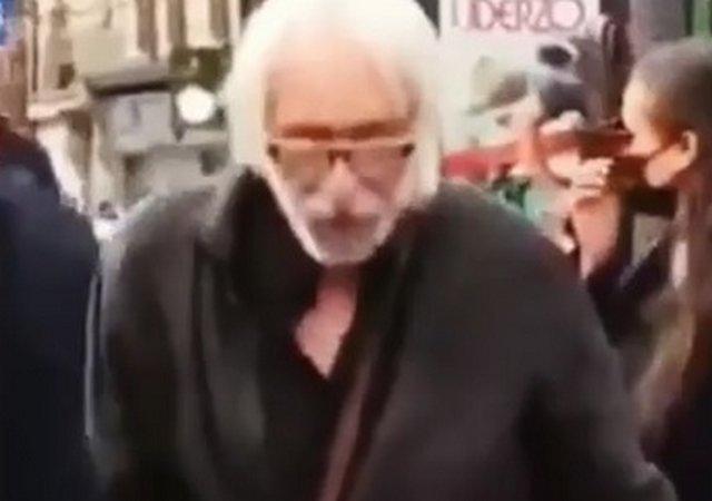 Постаревший Пьер Ришар удивил поклонников