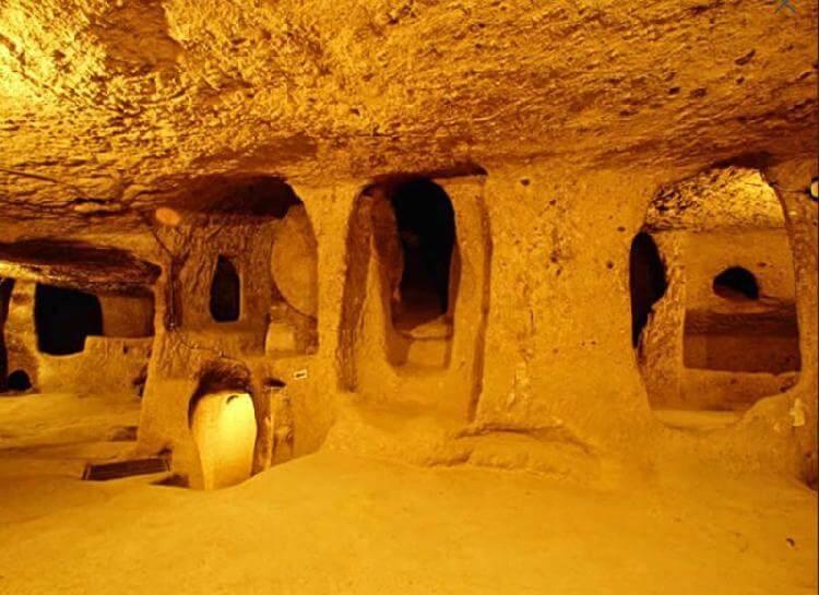 12000-летние подземные туннели от Шотландии до Турции. Они абсолютно реальны!