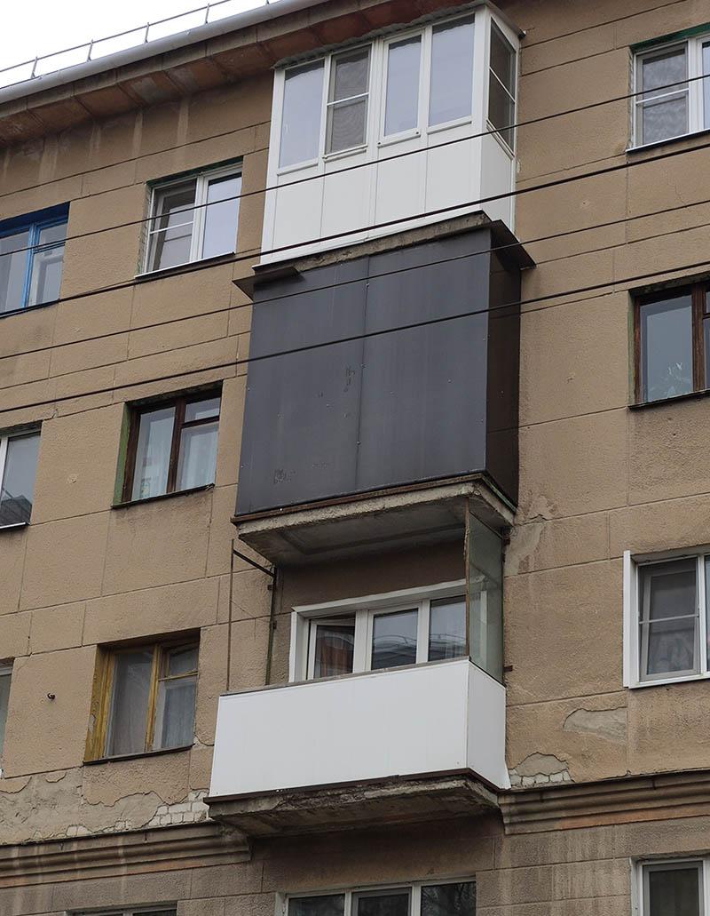 17 единственных и неповторимых во всех отношениях балконов